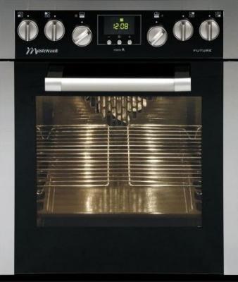 Электрический духовой шкаф MasterCook MPW6E FX - общий вид