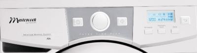 Стиральная машина MasterCook PFD 1284 - кнопочная панель