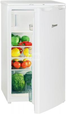 Холодильник с морозильником MasterCook LW-68AA - общий вид