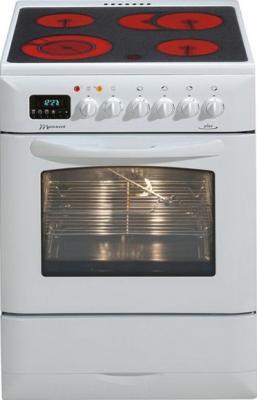 Кухонная плита MasterCook КС 7271B - общий вид