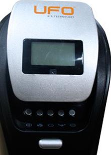 Вентилятор UFO ATTFI-01 - дисплей