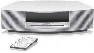 Минисистема Bose Wave Music System Platinum White - Общий вид