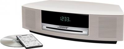 Микросистема Bose Acoustic Wave Music System III (Platinum White) - общий вид