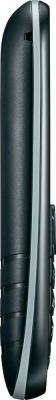 Мобильный телефон Samsung E1200 (черный) - вид сбоку