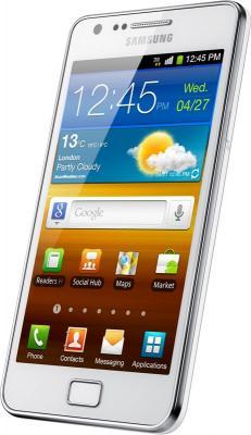 Смартфон Samsung I9100 Galaxy S II White (GT-I9100 RWASER) - общий вид