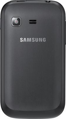Смартфон Samsung S5300 Galaxy Pocket Black (GT-S5300 ZKASER) - вид сзади