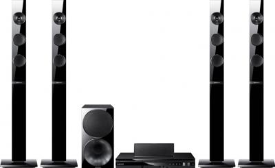 Домашний кинотеатр Samsung HT-E455K - общий вид