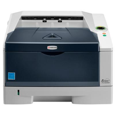 Принтер Kyocera Mita FS-1320D - фронтальный вид