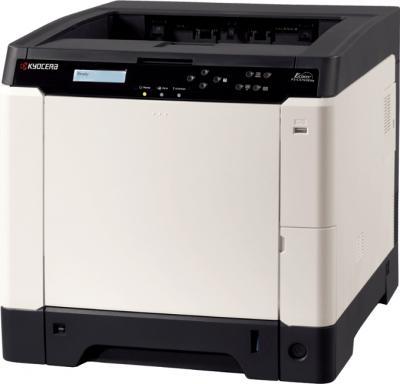 Принтер Kyocera Mita FS-C5150DN - общий вид