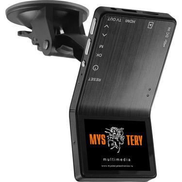 Автомобильный видеорегистратор Mystery MDR-850HD - корпус