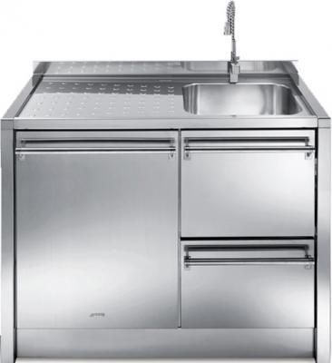 Посудомоечная машина Smeg BL4  - общий вид