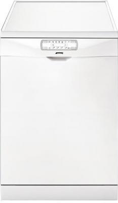 Посудомоечная машина Smeg LVS139B - Вид спереди
