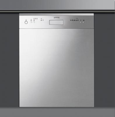 Посудомоечная машина Smeg LSP137X - Вид спереди