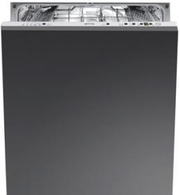 Посудомоечная машина Smeg STLA828B - Вид спереди