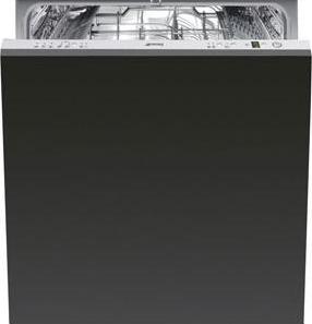 Посудомоечная машина Smeg STL827B - общий вид