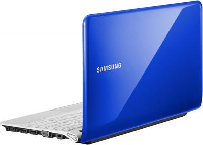 Ноутбук Samsung NC110 (NP-NC110-P01RU) - сзади