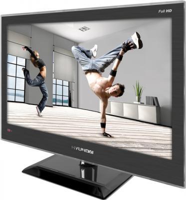 Телевизор Hyundai H-LED22V9A - вид справа