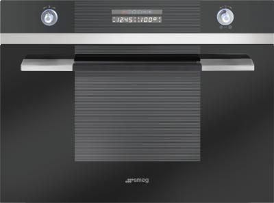 Электрический духовой шкаф Smeg SC45MFNE2 - общий вид