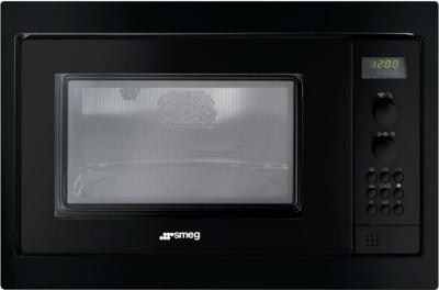 Микроволновка Smeg FMC24N-2 - Вид спереди