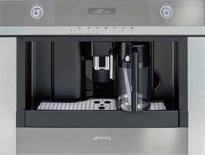 Кофемашина Smeg CMSC451 - общий вид