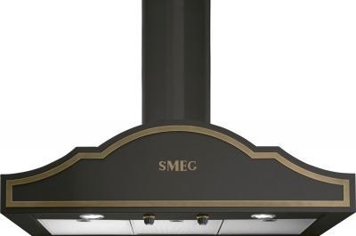 Вытяжка купольная Smeg KC90AO - Общий вид