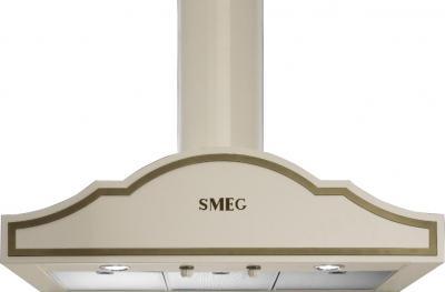 Вытяжка купольная Smeg KC90PO - Общий вид