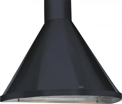 Вытяжка купольная Smeg KSE86AO9 - Общий вид