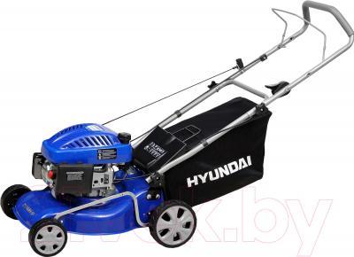 Газонокосилка бензиновая Hyundai L 4300 - общий вид
