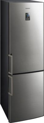 Холодильник с морозильником Samsung RL40EGMG1 - общий вид