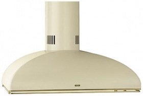Вытяжка купольная Smeg KSE89P9 - вид спереди