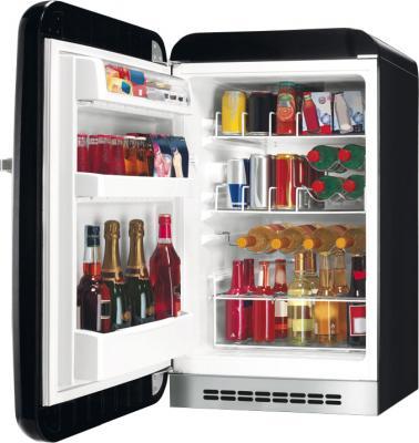 Холодильник без морозильника Smeg FAB10HLNE - общий вид