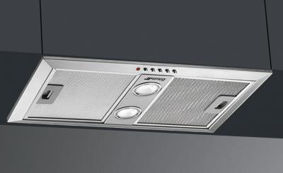 Вытяжка скрытая Smeg KSEG73X - встроенная в шкаф