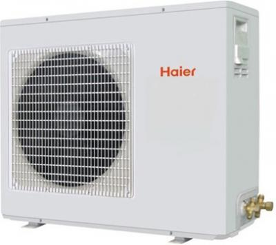 Сплит-система Haier HSU-07HEK03/R2 - Вид спереди: наружный блок
