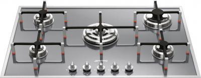 Газовая варочная панель Smeg PVS750 - общий вид