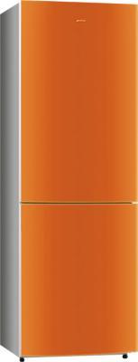 Холодильник с морозильником Smeg F32BCO - Общий вид