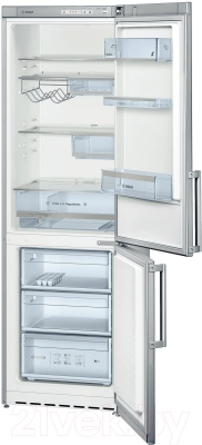 Холодильник с морозильником Bosch KGV36XL20R - Общий вид