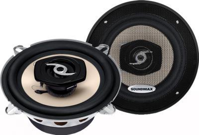 Коаксиальная АС SoundMax SM-CSA502 - общий вид