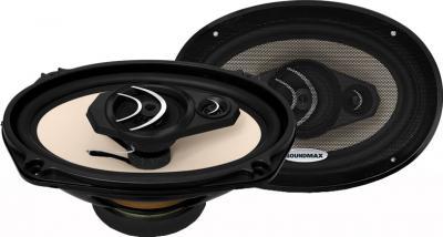 Коаксиальная АС SoundMax SM-CSA693 - общий вид