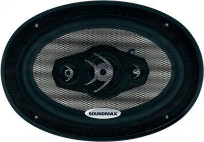 Коаксиальная АС SoundMax SM-CSA694 - общий вид