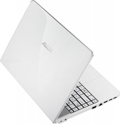 Ноутбук Asus N55SL-S2165D - сзади
