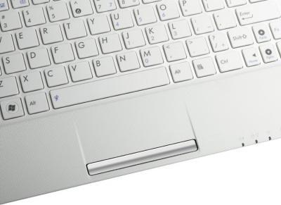 Ноутбук Asus EEE PC X101CH-WHI038S - тачпад