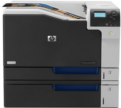 Принтер HP Color LaserJet Enterprise CP5525dn (CE708A) - общий вид