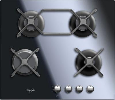 Газовая варочная панель Whirlpool AKT 424 MR - Общий вид
