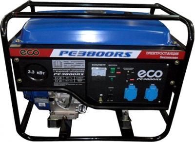 Бензиновый генератор Eco PE 3800 RS - общий вид