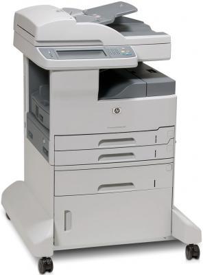МФУ HP LaserJet M5035x (Q7830A) - общий вид