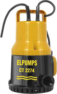 Дренажный насос Elpumps CT 2274 - общий вид