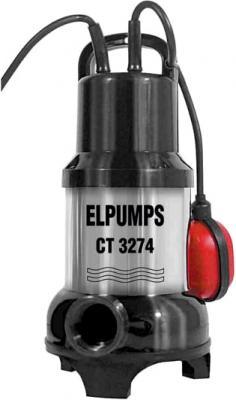 Дренажный насос Elpumps CT 3274 - общий вид