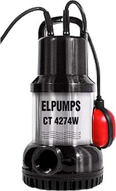 Дренажный насос Elpumps CT 4274 W - общий вид