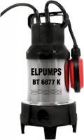 Фекальный насос Elpumps BT 6877 К -