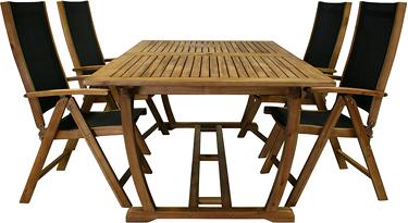Комплект садовой мебели Garden4you Future 27821/8 - Общий вид